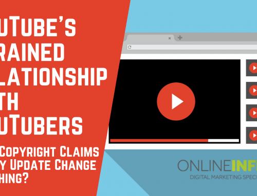 YouTube's Strained Relationship With YouTubers: Will Copyright Claims Policy Update Change Anything?