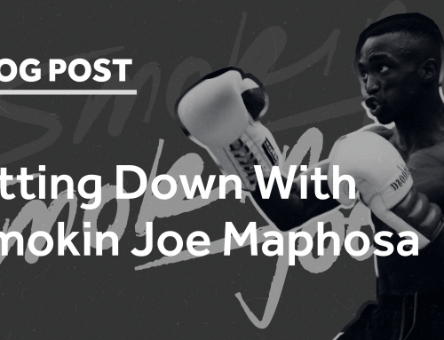 Sitting Down With Smokin Joe Maphosa, Teesside's Rising Boxing Star!